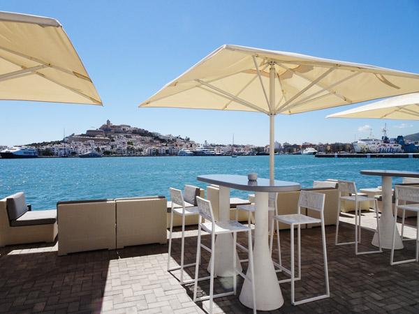 Welk gedeelte van Ibiza