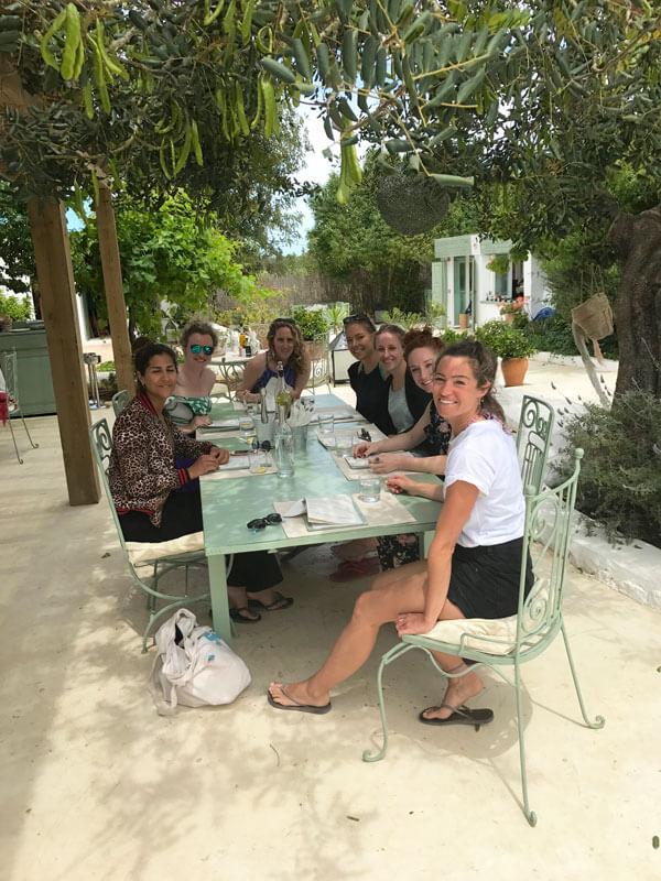 uit eten op Ibiza