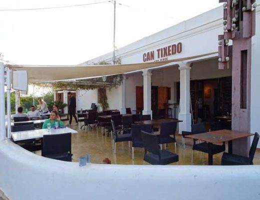 Restaurant Can Tixedo