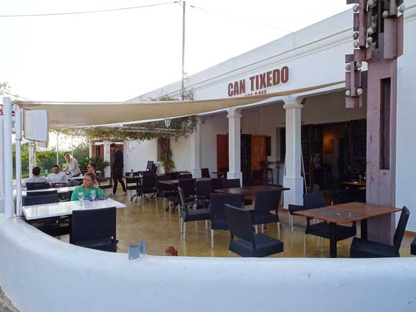 Restaurant Can Tixedo