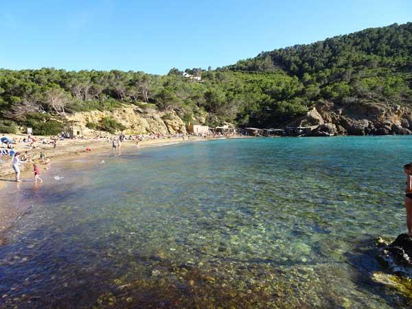 Cala Benirràs Ibiza