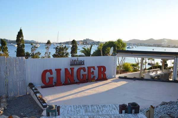 Ginger Ibiza