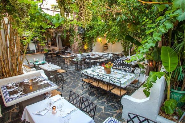 La Brassa Ibiza stad