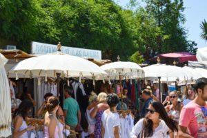 Hippiemarkt las Dallias